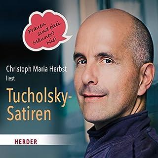 Christoph Maria Herbst liest Tucholsky-Satiren Titelbild