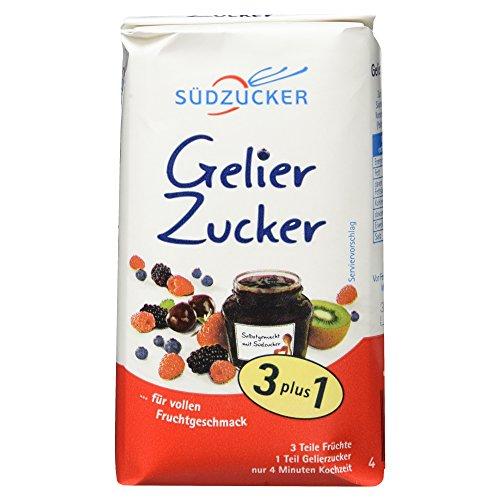 Südzucker Gelierzucker 3 plus 1, 500g