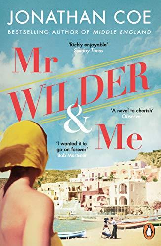 Mr Wilder and Me: Jonathan Coe