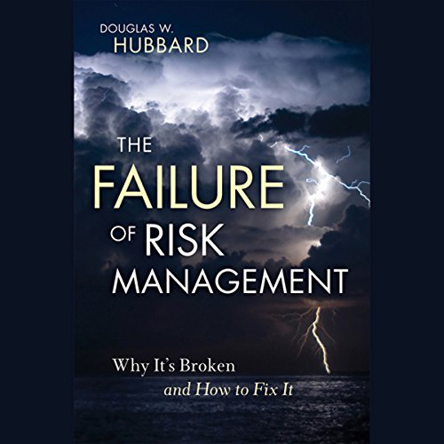 The Failure of Risk Management audiobook cover art