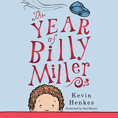 The Year of Billy Miller audiobook cover art