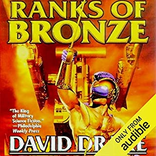 Ranks of Bronze audiobook cover art