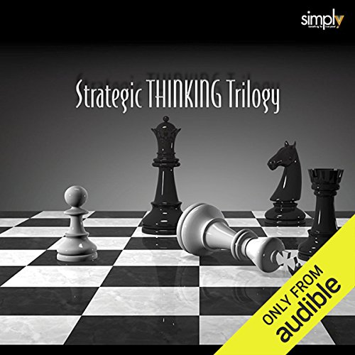 Strategic Thinking Trilogy audiobook cover art