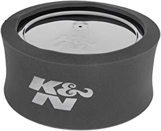 K/&N 25-3346 Red Oiled Foam Precleaner Filter Wrap For Your E-3346 Round Filter