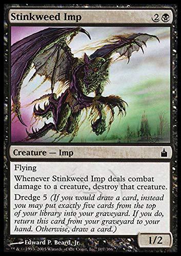 Magic The Gathering - Stinkweed Imp - Ravnica