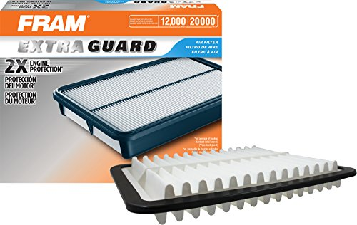 Price comparison product image FRAM Extra Guard Air Filter,  CA9492 for Select Buick,  Chevrolet,  Pontiac and Saturn Vehicles