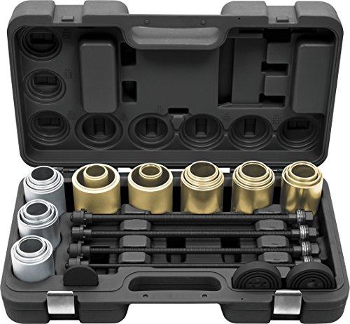 KS TOOLS 700.1550 - Coffret d'outils pour le dé/montage des roulements,joints,bagues M10 x 1,5 - M16 x 2,0 - 29 pcs