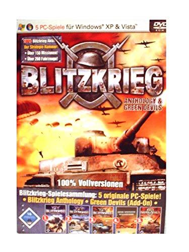 Blitzkrieg Anthology & Green Devils