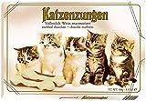 Sarotti - Katzenzungen marmoriert - 100g