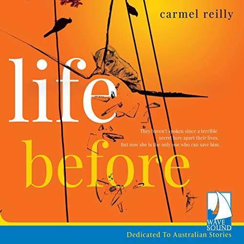 Life Before audiobook cover art