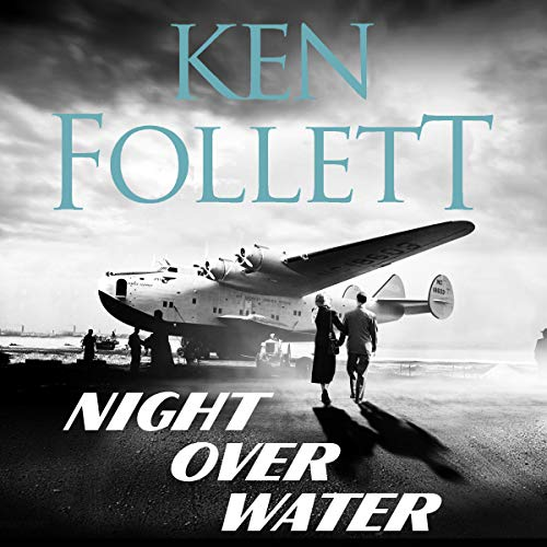 Night over Water audiobook cover art