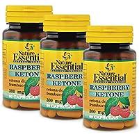 Ketonas de frambuesa 300 mg. 60 capsulas…