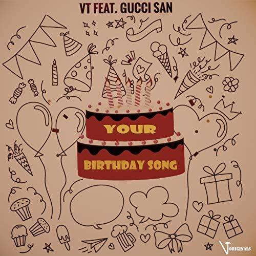 Radio V feat. Gucci San