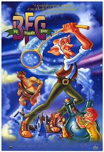 The BFG Movie Poster (68,58 x 101,60 cm)
