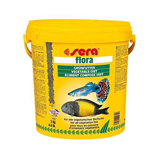 Sera Flora Trockenfutter 10 Liter