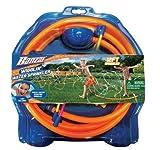Banzai Wiggling Water Sprinkler (12 Foot Wacky Adventure Summer & Spring Sprinkle Spray Splash Toy - Backyard Fun ) (1 Pack) by Banzai