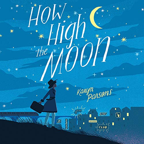 How High the Moon audiobook cover art