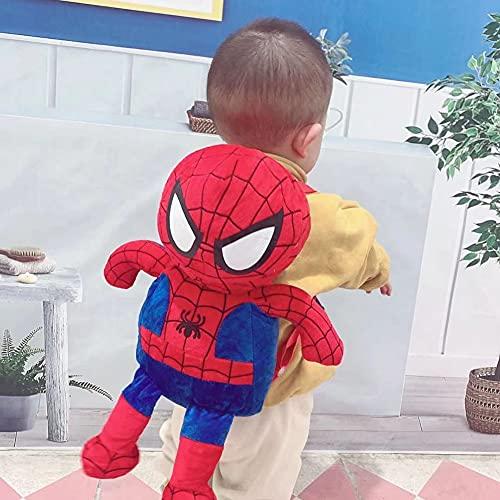 Towel Rings Zaino Marvel Avengers League of Legends Zaini per Adulti E Bambini Borse Casual Borse da Scuola per Bambole in Peluche Borsa per personalità di Capitan America America