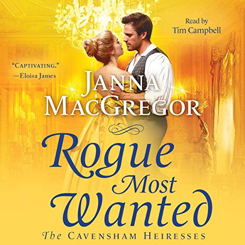 Rogue Most Wanted Audiobook By Janna MacGregor cover art