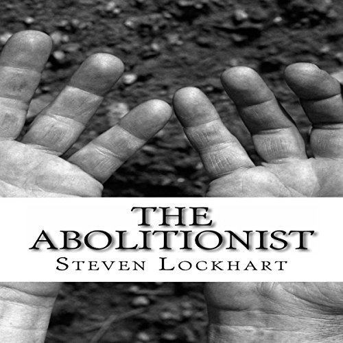 The Abolitionist audiobook cover art