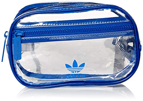 adidas Originals Originals Sac Banane Transparent Collegiate Royal, Taille Unique