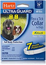 Hartz UltraGuard Flea & Tick Collar for Dogs and Puppies - 26