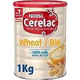 CERELAC Paquete de Leche de Trigo de 1 x 1 kg 1000 g