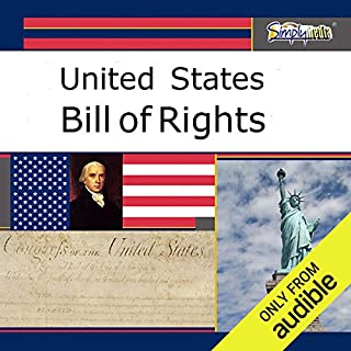 Bill of Rights & 17 Other Amendments to the Constitution                   By:                                                                                                                                 James Madison                               Narrated by:                                                                                                                                 Deaver Brown                      Length: 39 mins     69 ratings     Overall 4.2