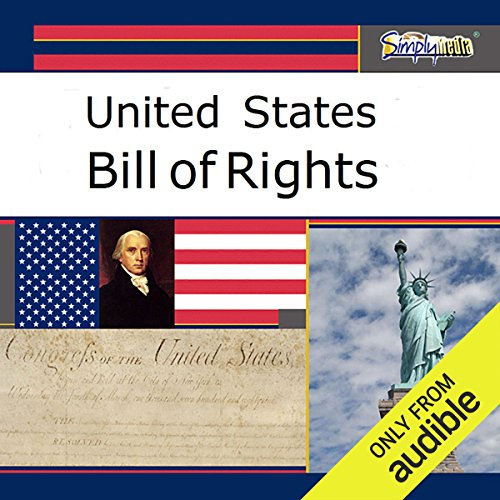 Bill of Rights & 17 Other Amendments to the Constitution audiobook cover art