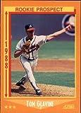 1988 Score Baseball Rookie Card #638 Tom...