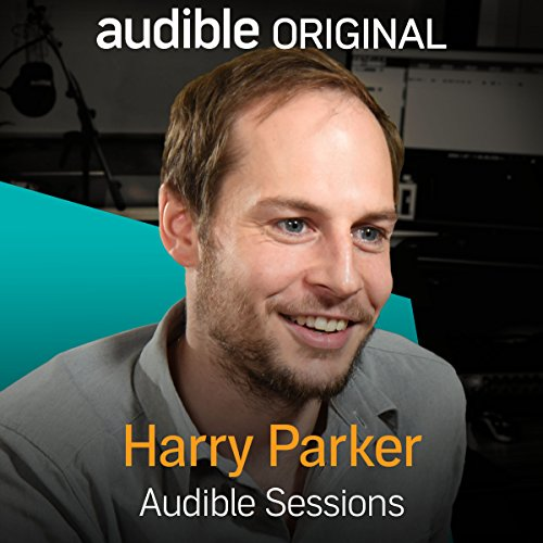 FREE: Audible Sessions with Harry Parker audiobook cover art