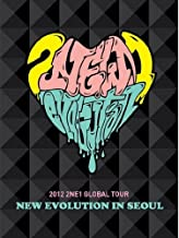 2NE1 - 2012 2NE1 GLOBAL TOUR LIVE DVD [ EVOLUTION IN SEOUL ]