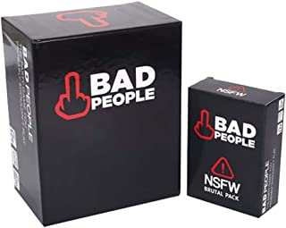 BAD PEOPLE, The Party Game You Probably Shouldn't Play