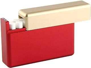 XFS タバコケース タバコ入れ IQOSタバコ専用ケース iQOSヒートスティック用箱 アイコスケース 電子タバコアクセサリー 18本入れ シガレットケース 煙草箱 タバコ収納箱 アルミ合金タバコ弾箱