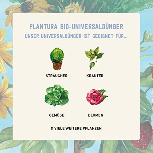 Plantura Bio Universaldünge - 5