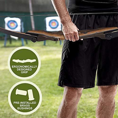 Product Image 1: Samick Sage Takedown Recurve Bow (25 LB, Right)