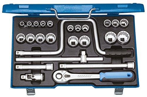 Douille 1//4 pouce 6 pans SW 6 mm l.32mm PROMAT