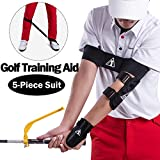 5-Piece Suit Golf Training Aids