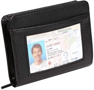 Paddsun 36 Cards Cash RFID Blocking Wallet for Men and Women