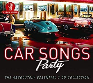 Car Songs Party: The Absolutely Essential 3 Various