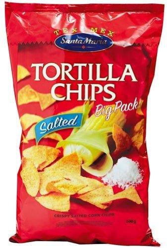 Eurofood Tortilla Chips - 475 gr