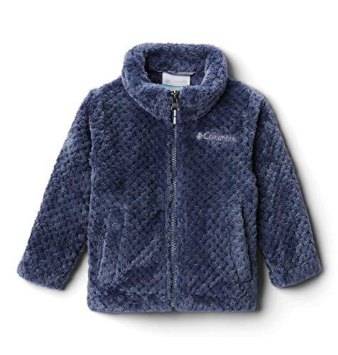 Columbia Baby Boys Fire Side Sherpa Full Zip, Nocturnal Spring, 0-3 Months