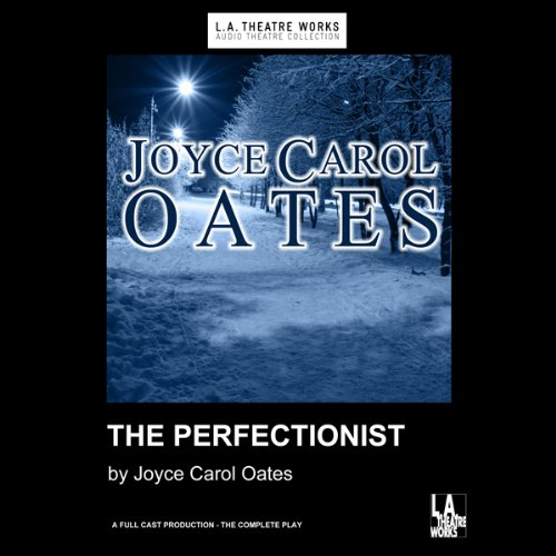 The Perfectionist audiobook cover art