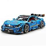 Technic Car Set De Construcción Para Mercedes-Benz AMG C63 DTM Racing Car,2.4G RC Race Car Set De Construcción,1989 Piezas Bloques Compatibles Con Lego, El Modelo De Construcción No Es Creado Por Lego