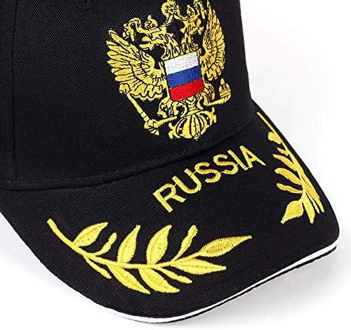 FHHYY Baseball cap cap hat Fashion baseball hat leisure cap embroidery russian emblem snapback unisex baseball cap for woman /& man snapback cap sport hat