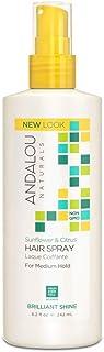 Andalou Naturals Hair Spray Prfct Hold Snf