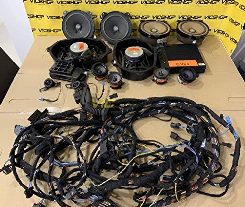 Harman Kardon Audioanlage Komplettset E46 Limousine, zweite Hand