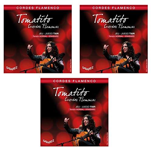 Cuerdas Guitarra Flamenca Tomatito