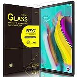 IVSO Templado Protector para Samsung Galaxy Tab S5e 10.5 T720/T725, Premium Cristal de Pantalla de Vidrio Templado para Samsung Galaxy Tab S5e T720/T725 10.5 2019, 2 Pack