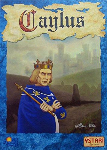 Caylus by Rio Grande Games